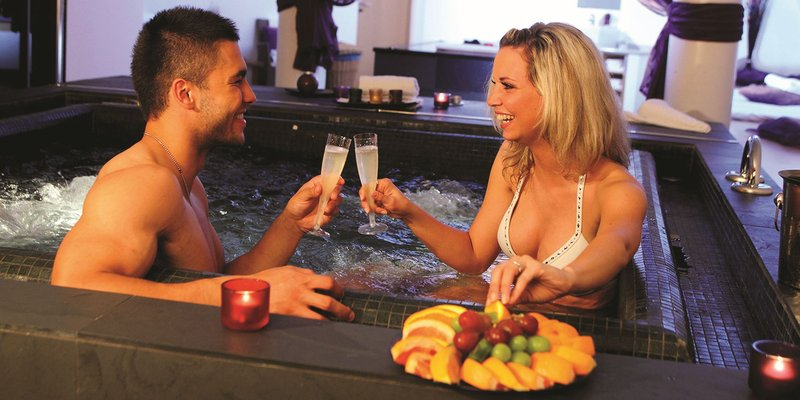 Romance & Wellness for two