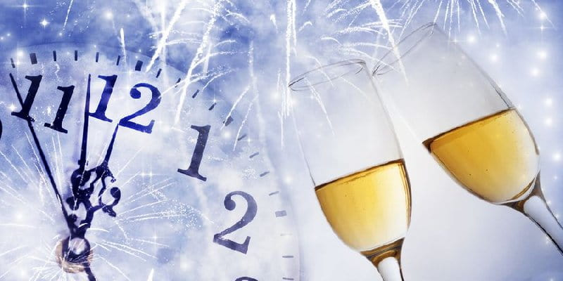 New Year´s Eve 2019 - 5 nights