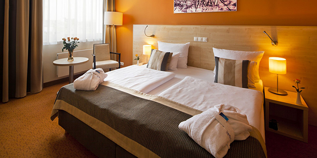 rooms with facilities for the disabled aquapalace hotel prague