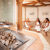 Spa, Wellness, Saunawelt